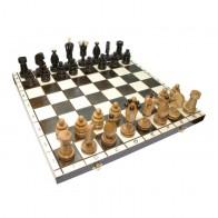 Шахматы Королеские большие инкрустированные / Krolewskie duze Inkrustowane с-107 Madon