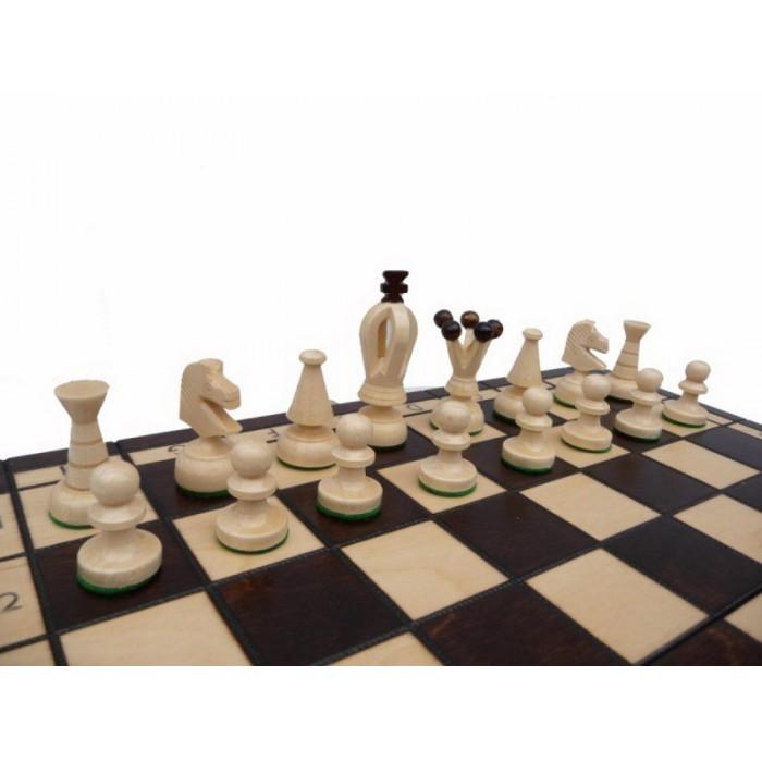 Шахи Королівські середні / Krolewskie Srednie с-112