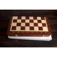 Шахматы Королевские средние / Krolewskie Srednie (махагон)