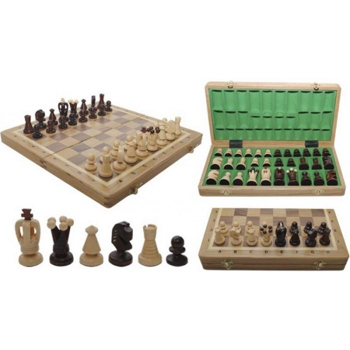 Шахматы Королевские средние / Krolewskie Srednie (дуб)