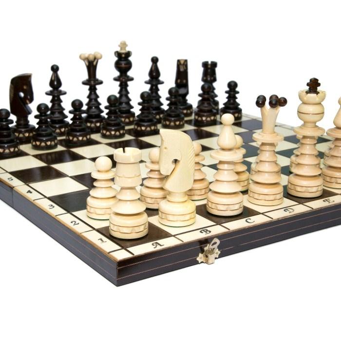 Шахи Ялинкові / Choinkowe с-114