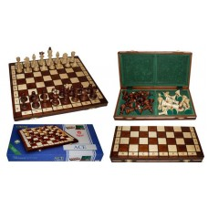 Шахматы Асы / Asy (Wegiel)