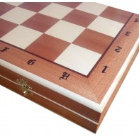 Шахматы Индийские большие интарсия / Indyjskie c-119f