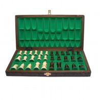 Шахматы Олимпийские малые с вкладкой c-122a Madon