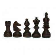 Шахматы Олимпийские малые интарсия с вкладкой c-122af Madon