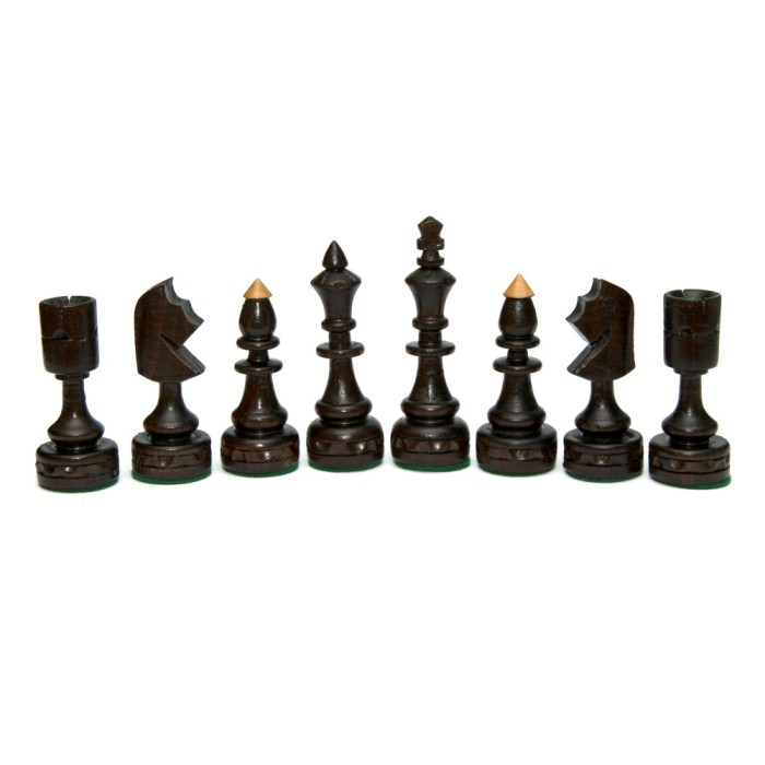 Шахматы Индийские с вкладкой / Indyjskie с-123