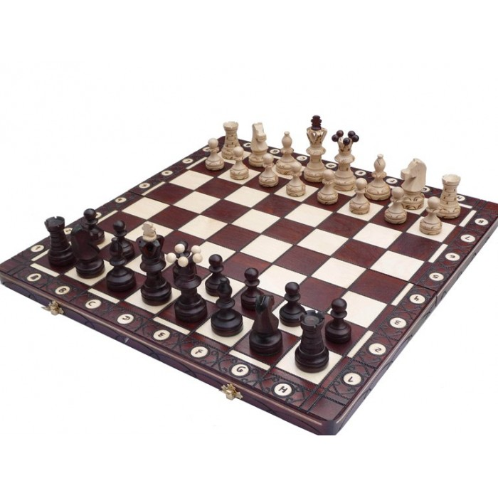 Шахматы Амбасадор Люкс / Ambasador Lux с-128 Madon