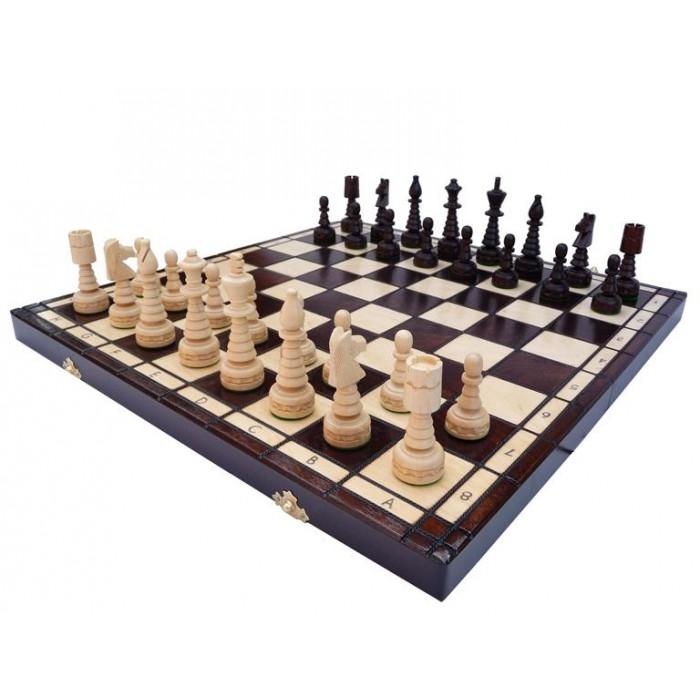 Шахматы Елочные с вкладкой / Choinkowe с-129
