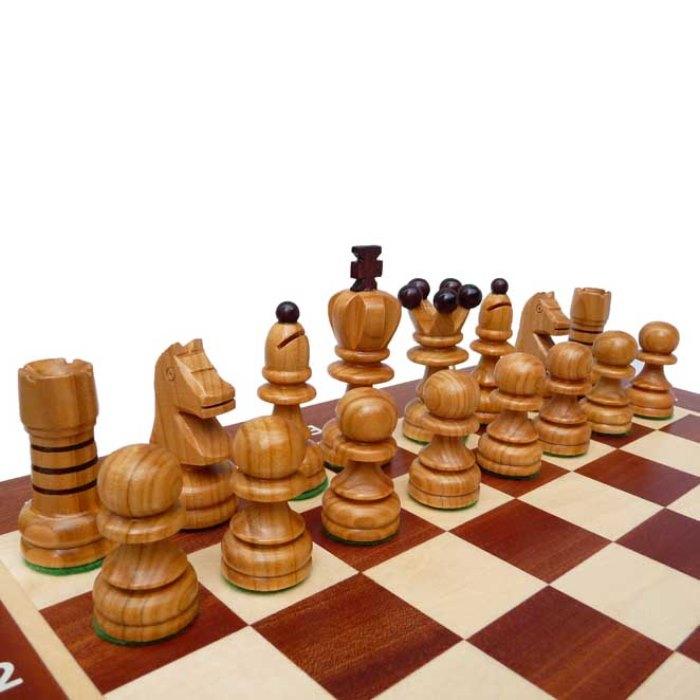 Шахи Перлина велика інтасія / Perla duza intarsia c-133f