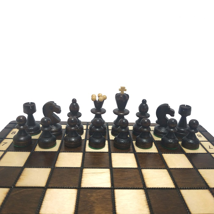 Шахматы Жемчужина малая  / Perelka mala с-134