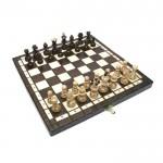 Шахматы Жемчужина средняя с вкладкой c-134b