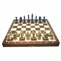 Шахматы Магнитные интарсия / Magnetyczne intarsia с-140i Madon