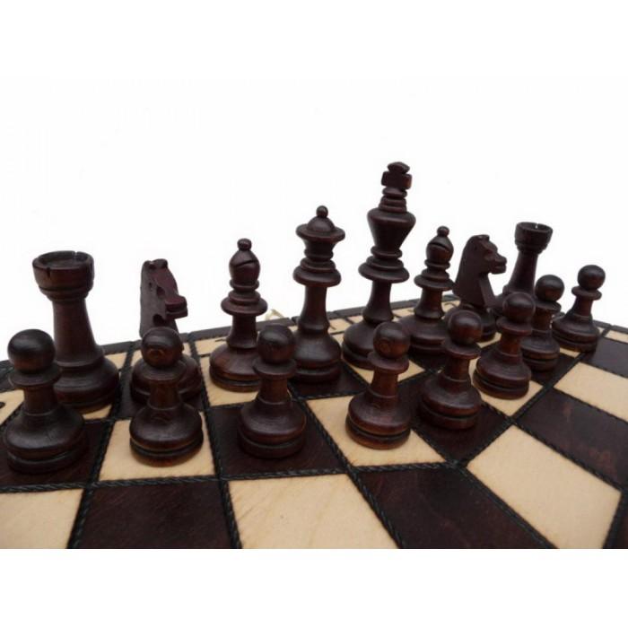Шахи Потрійні великі / Trojki duze с-162