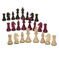 Шахматы Тройные большие / Trojki duze с-162 Madon