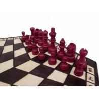Шахматы Тройные средние / Trojki srednie с-163