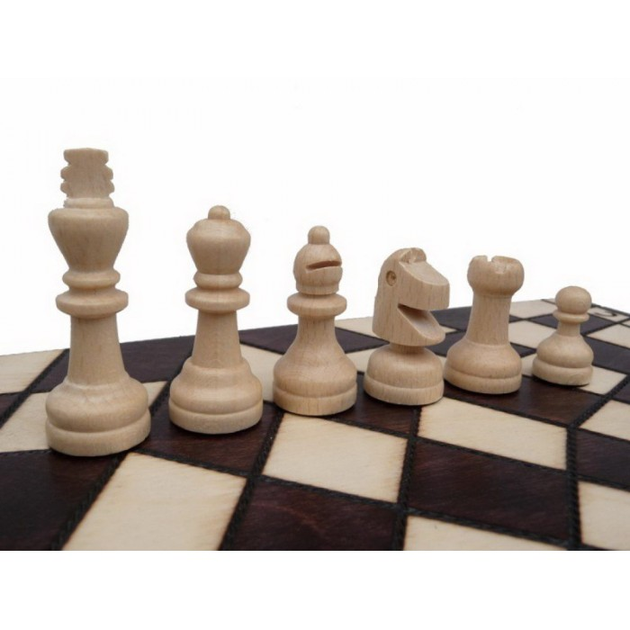 Шахматы Тройные средние / Trojki srednie с-163 Madon