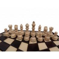 Шахматы Тройные малые / Trojki male с-164 Madon