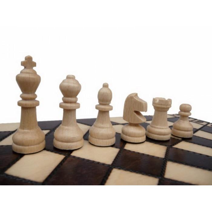 Шахи Потрійні малі / Trojki male с-164