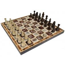 Шахматы подарочные с фотопечатью №2