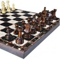 Шахматы подарочные с фотопечатью №3