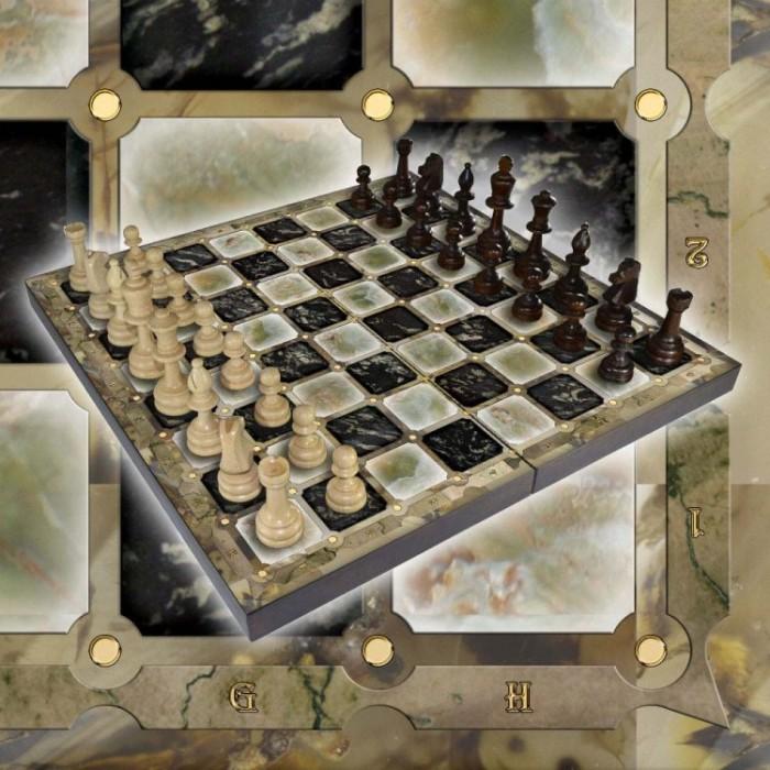 Шахматы подарочные с фотопечатью №4