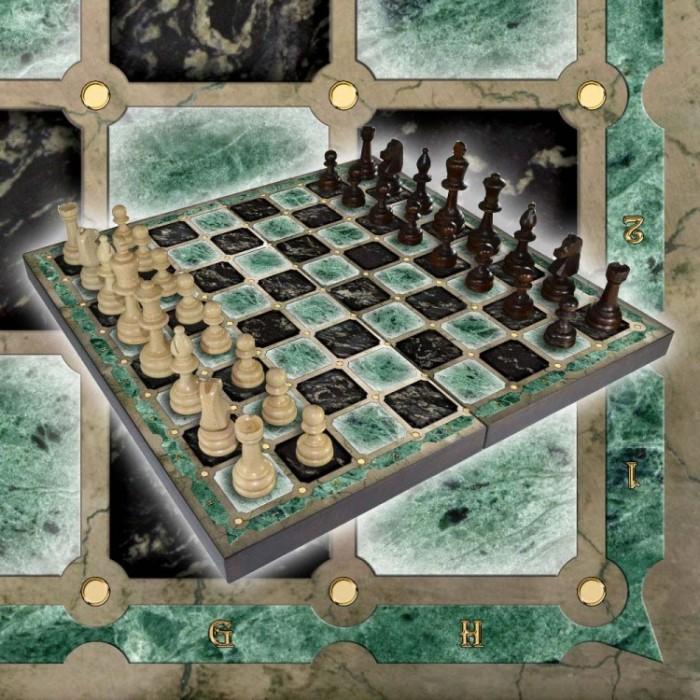 Шахматы подарочные с фотопечатью №5