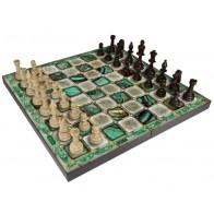 Шахматы подарочные с фотопечатью №7