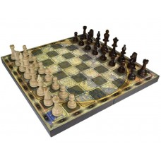 Шахматы подарочные с фотопечатью №8