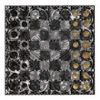 Шахматы подарочные с фотопечатью №12