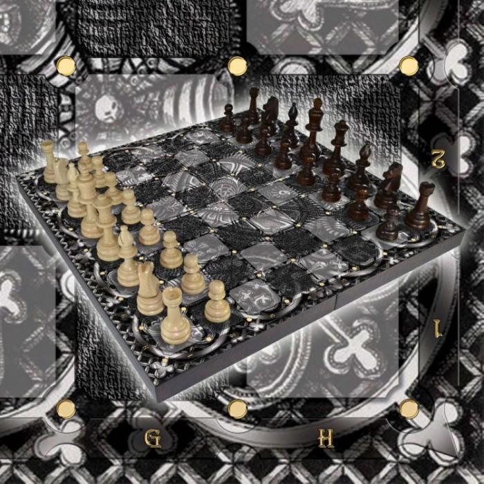 Шахи подарункові з фотодруком №12