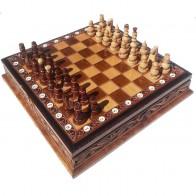 Шахи ручної роботи Ш2 (50х50см) NS-SH2