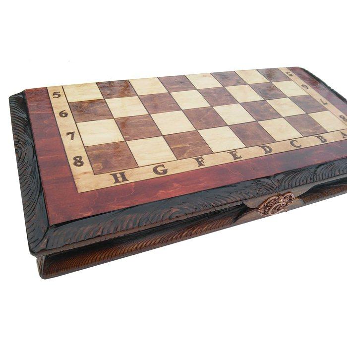 Шахматы ручной роботы Ш5 (50х50см) NS-SH5