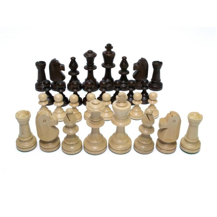 Шахові фігури Стаунтон (Staunton) №5 в пакеті (Madon)