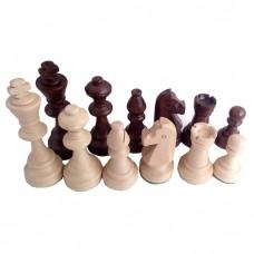 Шахматные фигуры Стаунтон (Staunton) №6 в пакете (Madon)