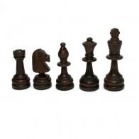 Шахові фігури Стаунтон (Staunton) №4 в пакеті (Madon)