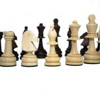 Шахматные фигуры Стаунтон (Staunton) №4 в пакете (Madon)