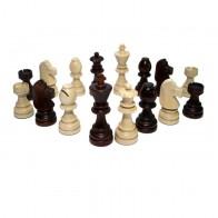 Шахові фігури Стаунтон (Staunton) №7 в пакеті (Madon)