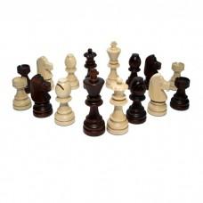 Шахматные фигуры Стаунтон (Staunton) №7 в пакете (Madon)