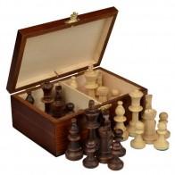 Шахові фігури Стаунтон (Staunton) №4 в коробці