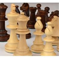 Шахові фігури Стаунтон (Staunton) №6 в пакеті
