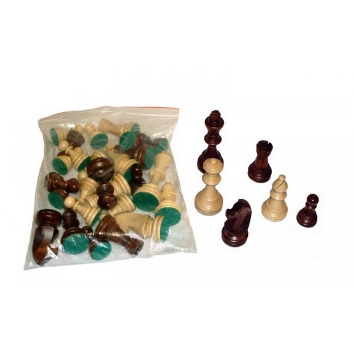 Шахматные фигуры Стаунтон (Staunton) №5 в пакете