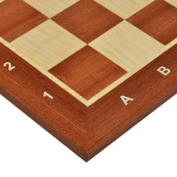 Шахова дошка №4 Wegiel