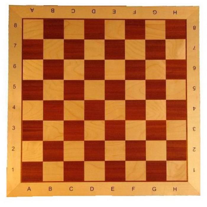 Шахова дошка №6