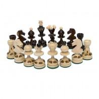 Шахові фігури Перлина в пакеті