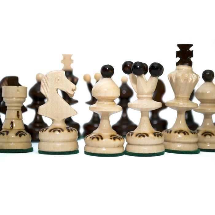 Шахматные фигуры Жемчужина в пакете Madon