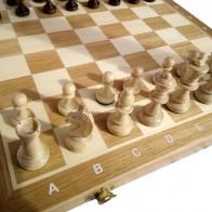 Шахи Турнірні №3 дуб (Madon) с-93d