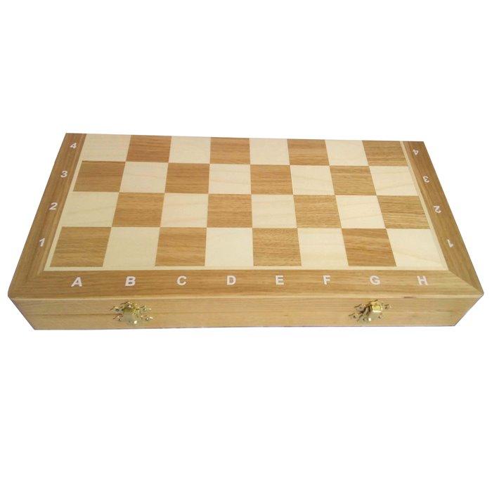 Шахматы Турнирные №3 дуб (Madon) с-93d