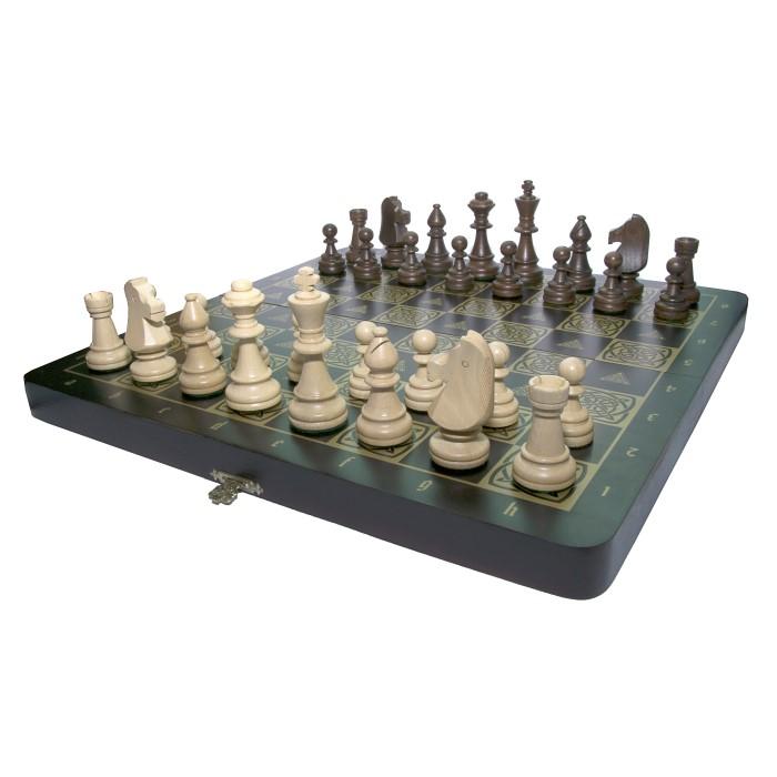 Шахматы Гросмейстер (44х44см)