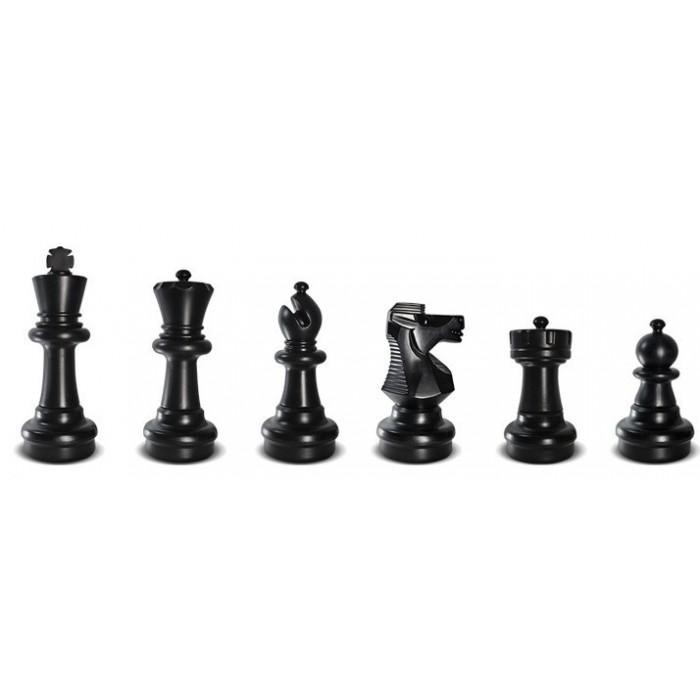 Садові шахмати СШ-12. Король 310 мм
