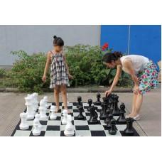Садові шахмати СШ-16. Король 410 мм
